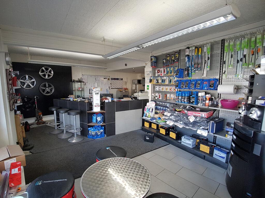Shop - Pneuhaus Luegisland AG